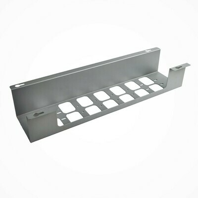 Kabelwanne CAVO M - Aluminium
