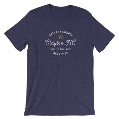 Short-Sleeve Unisex T-Shirt - Calvary Chapel Clayton