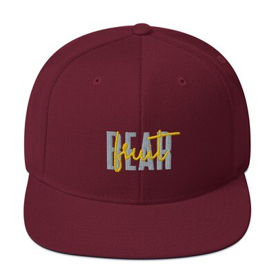 Bear Fruit - Snapback Hat