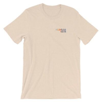 Relentless Youth 70's - Short-Sleeve Unisex T-Shirt