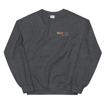 Relentless Youth 70's - Unisex Sweatshirt