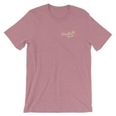 Relentless Youth Flower - Short-Sleeve Unisex T-Shirt