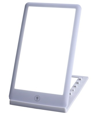 Light Therapy Lamp Box Device by Medi Revive -30,000 Lux Ultra Bright Full-Spectrum White LED Lights