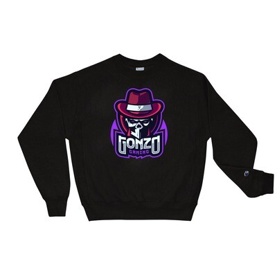 Gonzo Gaming x Champion - Sweatshirt