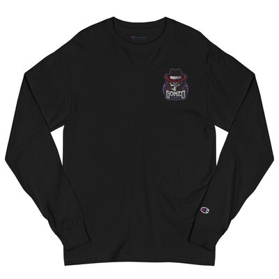 Gonzo Gaming x Champion - Long Sleeve Shirt
