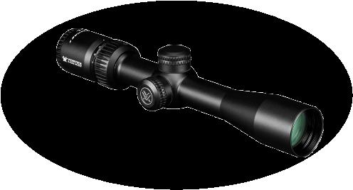 VORTEX LER 2-7x32mm Crossfire II Scout Scope
