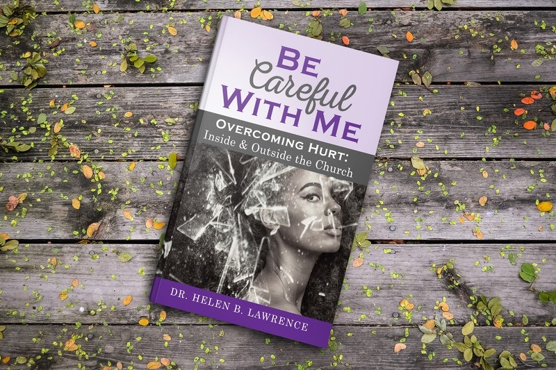 Be Careful With Me -- SIGNED COPY!!!