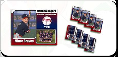 PACKAGE 3- TRADER CARDS & MAGNET PACK