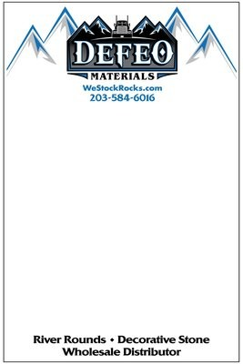 DeFeo Materials Note Pad