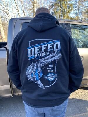 DeFeo Skull Sweatshirt