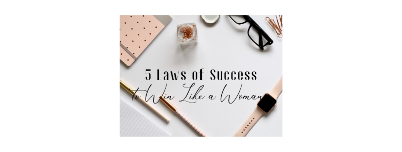 Master The 5 Laws of Success E-Course Package