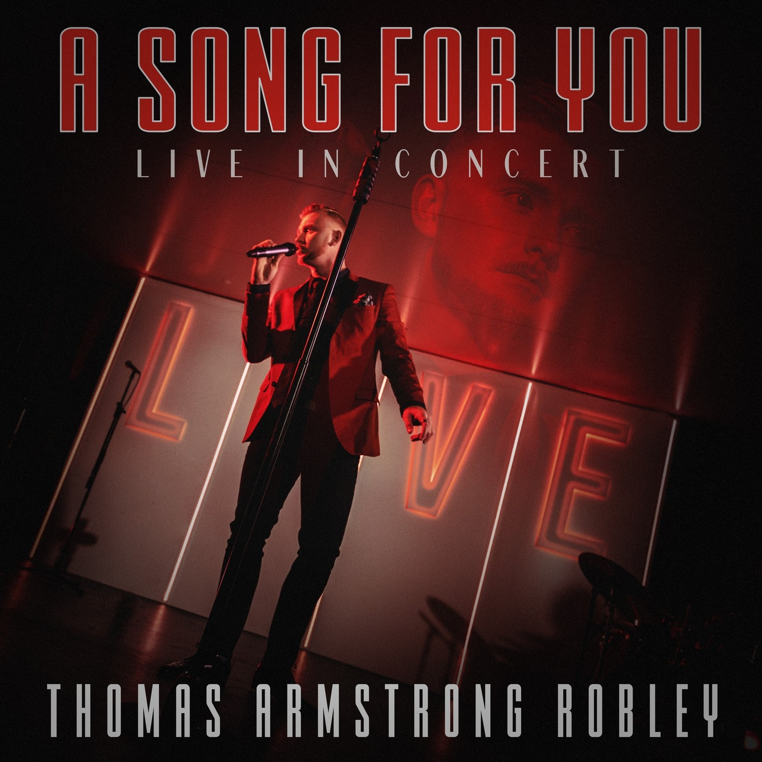 A Song For You: Live in Concert (Album)