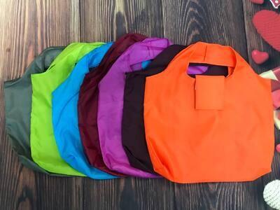 Túi polyester đi chợ