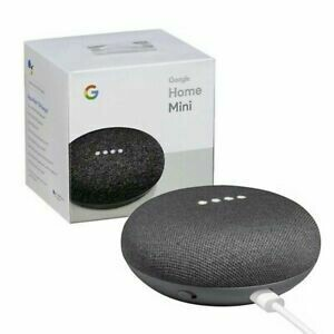 Google Mini Speaker Charcoal