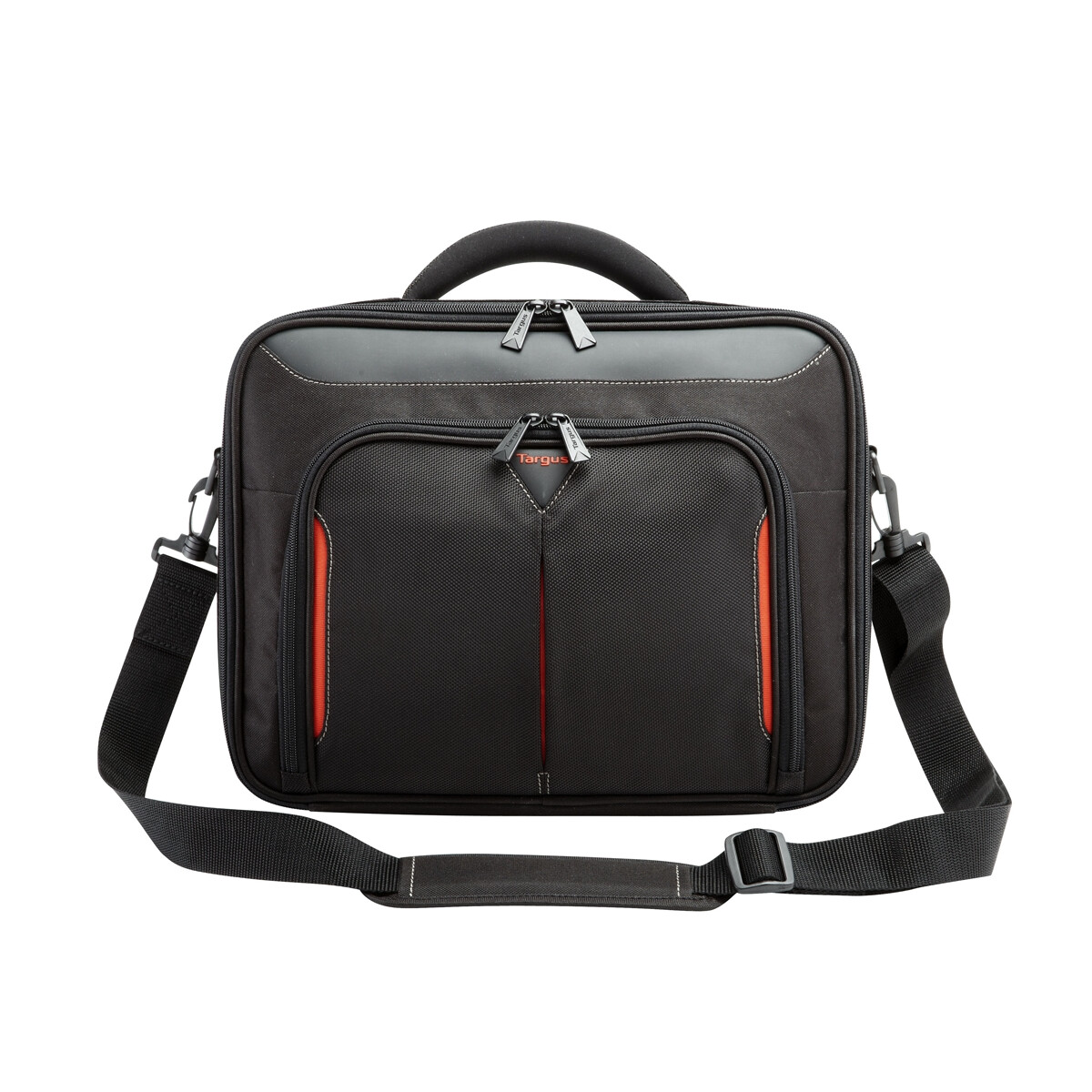 "TARGUS 17-18"" CLASSIC +CLAMSHELLLAPTOP CARRY CASE WITH FILE COMPARTMENT"