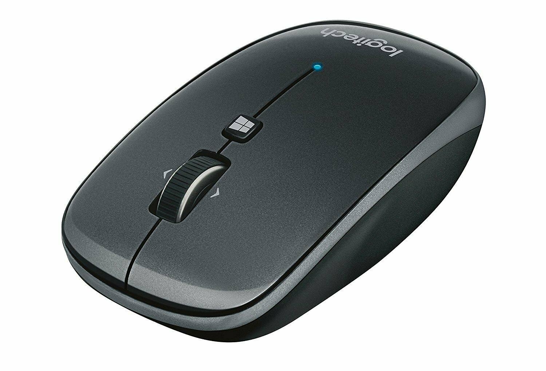 910-003960: Logitech M557 Bluetooth Mouse - Grey
