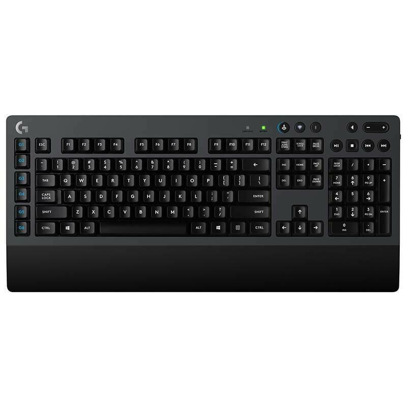 920-008402: Logitech G613 wireless Gaming Keyboard