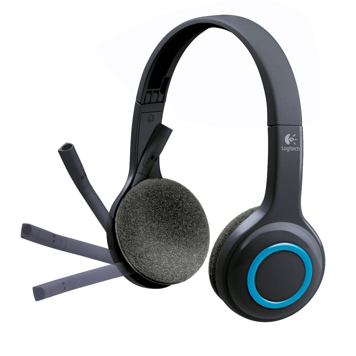 981-000462: Logitech H600 WIRELESS USB HEADSET