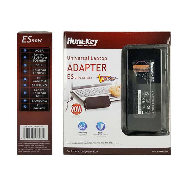 Huntkey Universal Laptop Adapter ES Ultra Edition 90W (HKA09019546-8P)