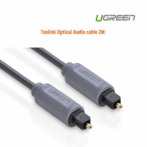 UGREEN Toslink Optical Audio cable 2M (10770)