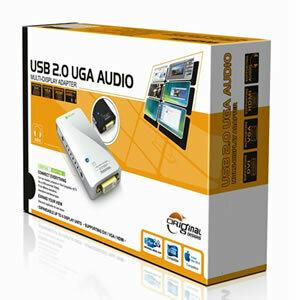 Winstars USB 2.0 UGA Multi-Display Adapter (WS-UG17D1)