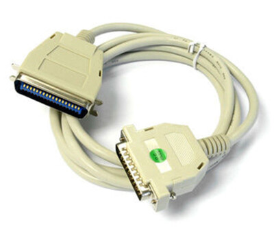 IEEE 1284 AB Printer Cable, DB25M/CEN36M 5m