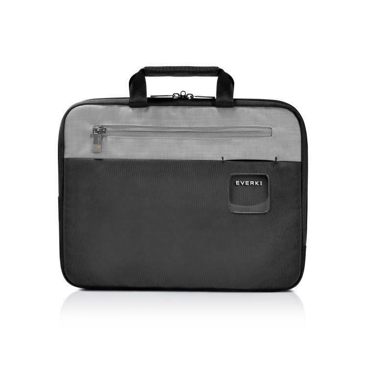 "Everki ContemPRO Laptop Sleeve w/ Memory Foam, 13.3"" - Black (EKF861S13) - Fits Surface Laptop 3 13.5"""
