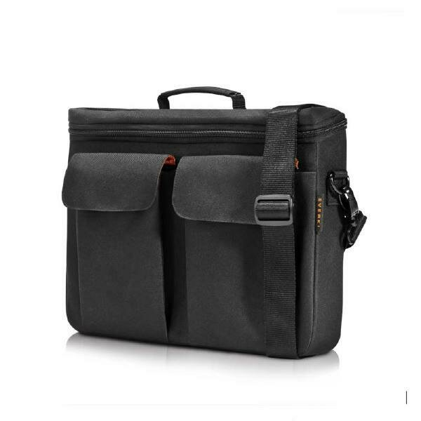 "Everki EKF875 Ruggedised EVA Laptop Briefcase, 13.3"" to 14""."