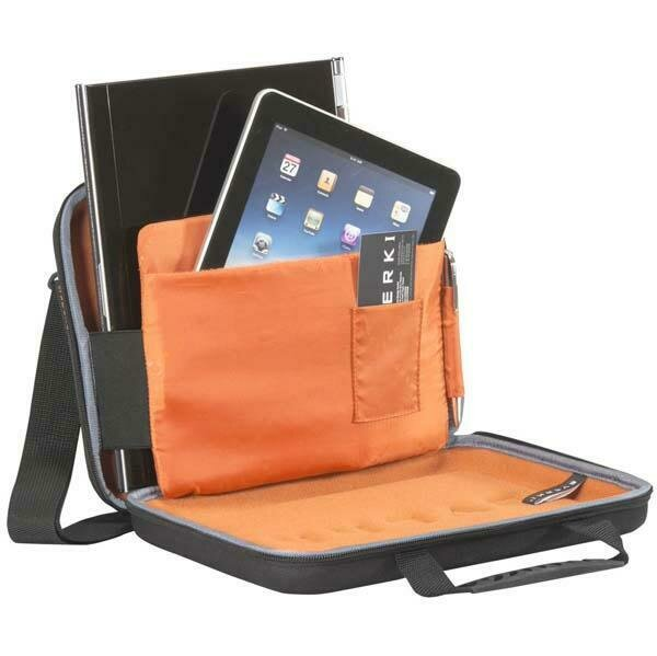 "Everki 12.1"" notebook EVA Hard Case With Separate Tablet Slot"