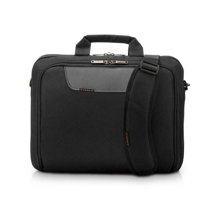 "Everki 16"" Advance Compact Briefcase Laptop Bag"