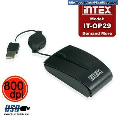 INTEX MOUSE OPTI MINI STYLO