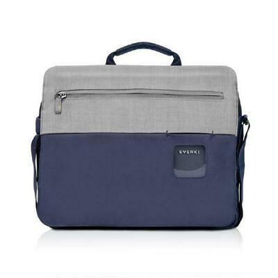 Everki ContemPRO Laptop Shoulder Bag Navy, up to 14.1