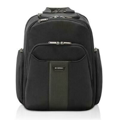 EVERKI Versa 2 Premium Travel Friendly Laptop Backpack, up to 14.1-Inch /MacBook Pro 15 (EKP127B)