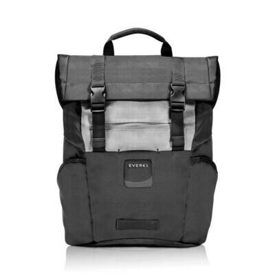 Everki ContemPRO Roll Top Laptop Backpack, up to 15.6