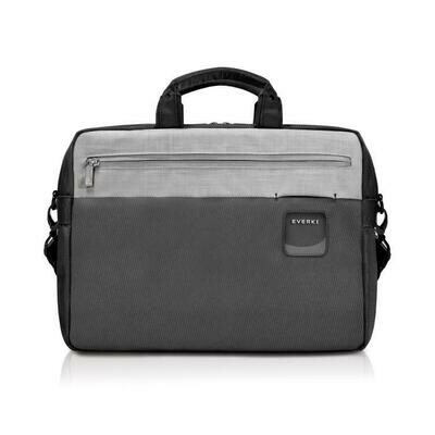 Everki ContemPRO Commuter Laptop Bag Black Briefcase, up to 15.6