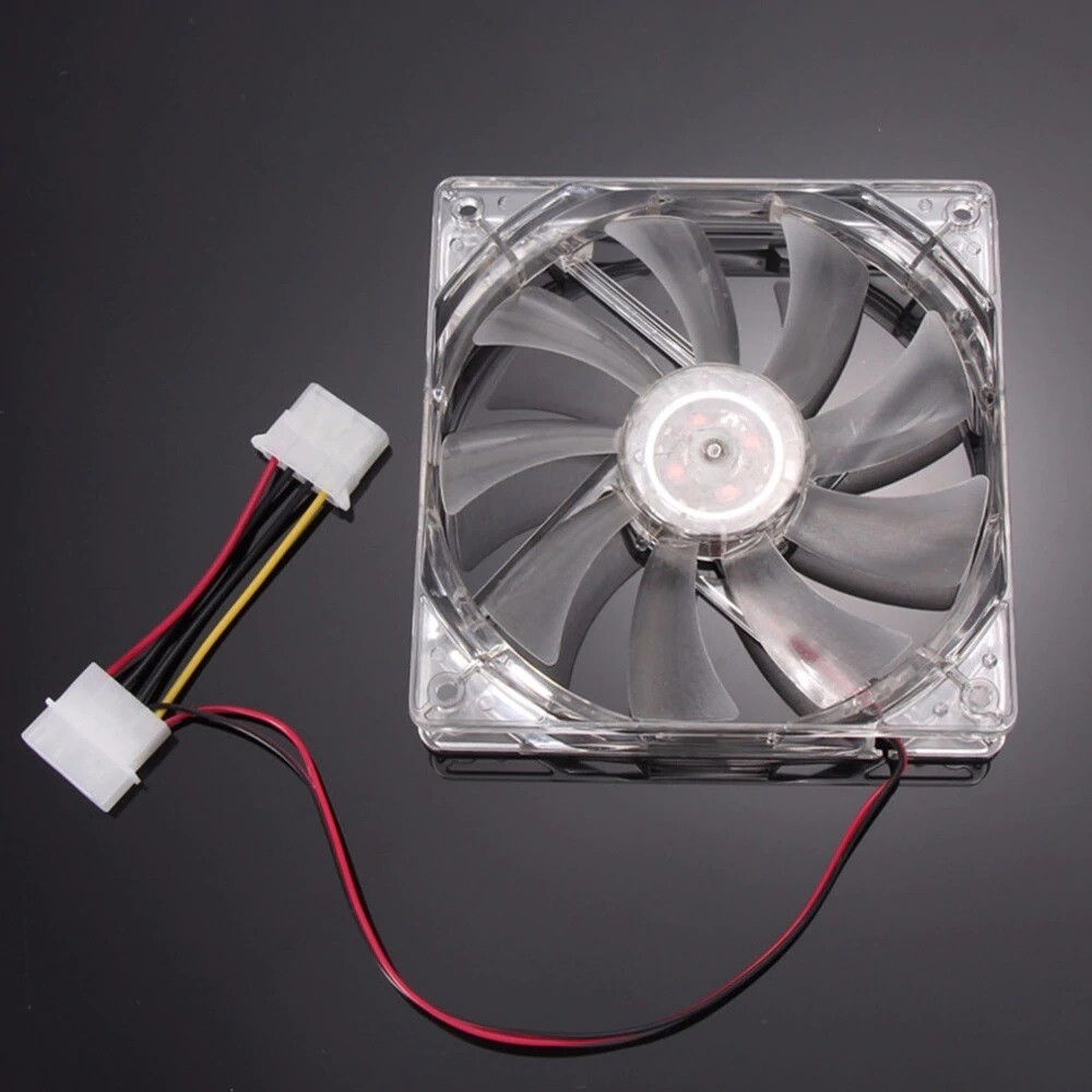 RITMO 12CM BALL BEARING COLOR CASE FAN