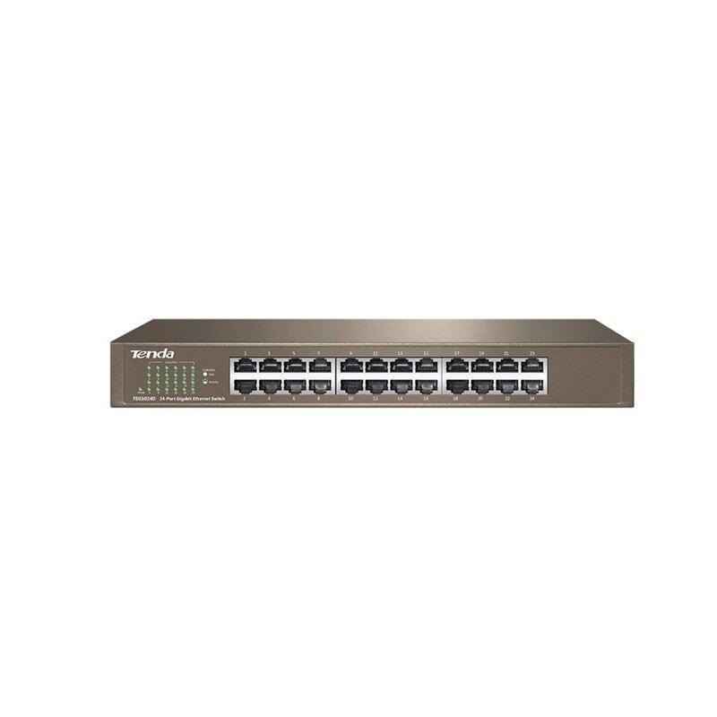 Tenda TEG1024D 24-Port Gigabit Ethernet Switch