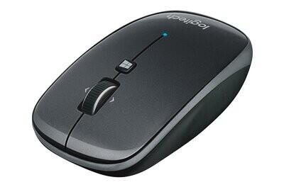 Logitech M557 Bluetooth Mouse - Grey (910-003960)
