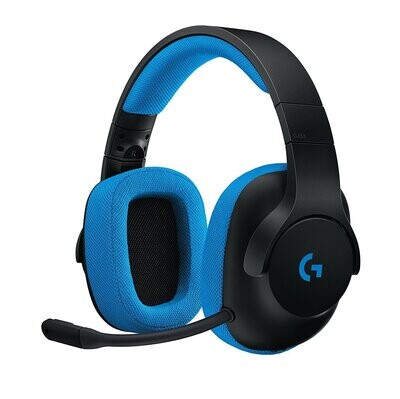 Logitech G233 Gaming Headset--NEW (981-000705)