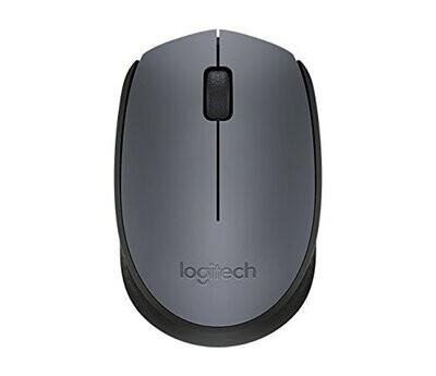 Logitech M171 Grey wireless mouse (910-004655)
