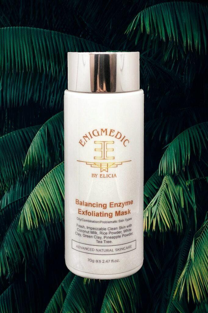 Balancing Enzyme Exfoliating Mask