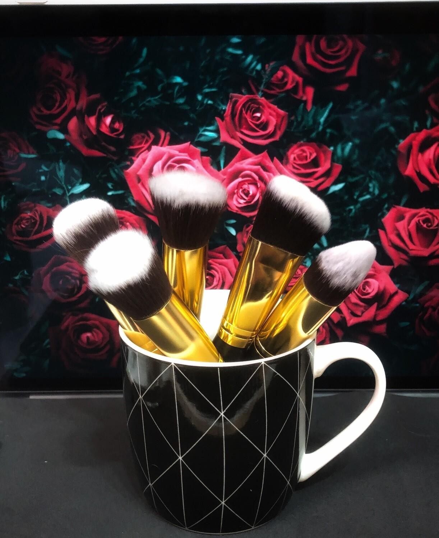 Makeup brushes - Set of 5
