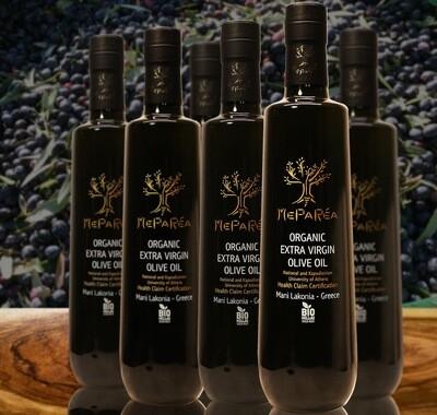 Pack de 6 bouteilles de 500ml