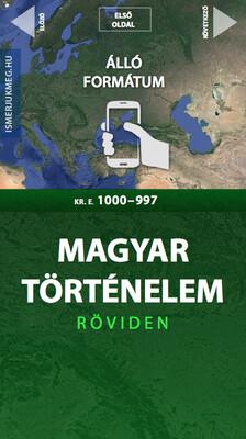 Magyar történelem röviden |eBook