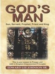 God's Man: Leaders Guide 8-1/2 x 11
