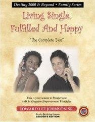 Living Single, Fulfilled and Happy: Leaders Guide 8-1/2 x 11