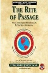 The Rites OF Passage: Adult Reader-6x9