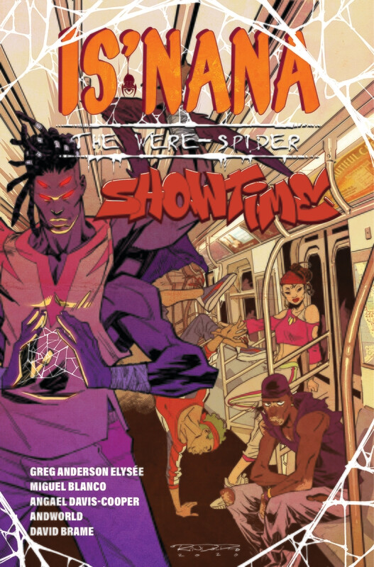 Is'nana the Were-Spider: Showtime PDF Digital Download
