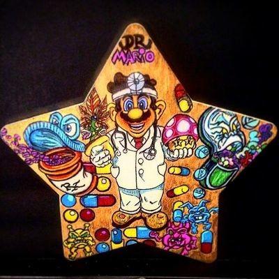 Dr.Super Fan Art