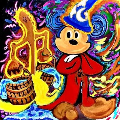 Sorcerer Mouse